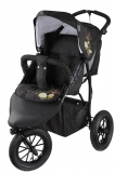 Knorr-baby JOGGY S Black fleury
