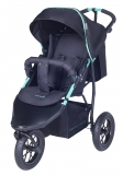 Knorr-baby JOGGY S Black-green