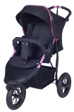 Knorr-baby JOGGY S Black-fuchsia