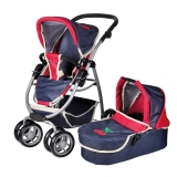 Knorrtoys 90793 COCO denim red