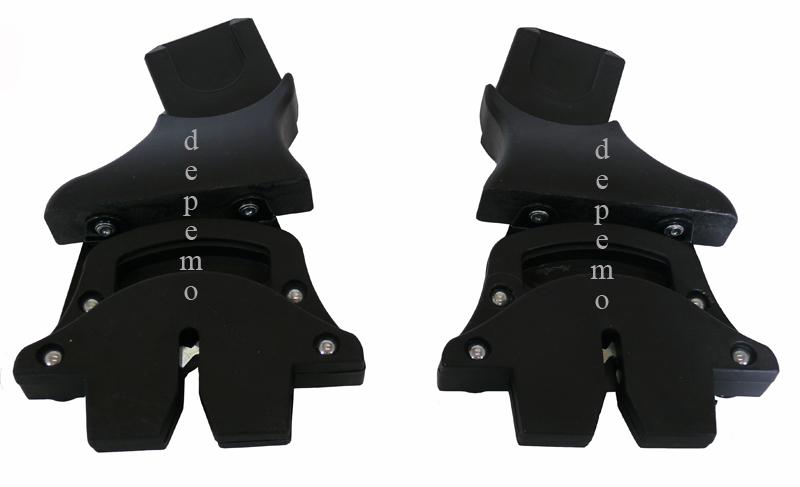 Adaptér Click-clack pro Maxi Cosi, Cybex
